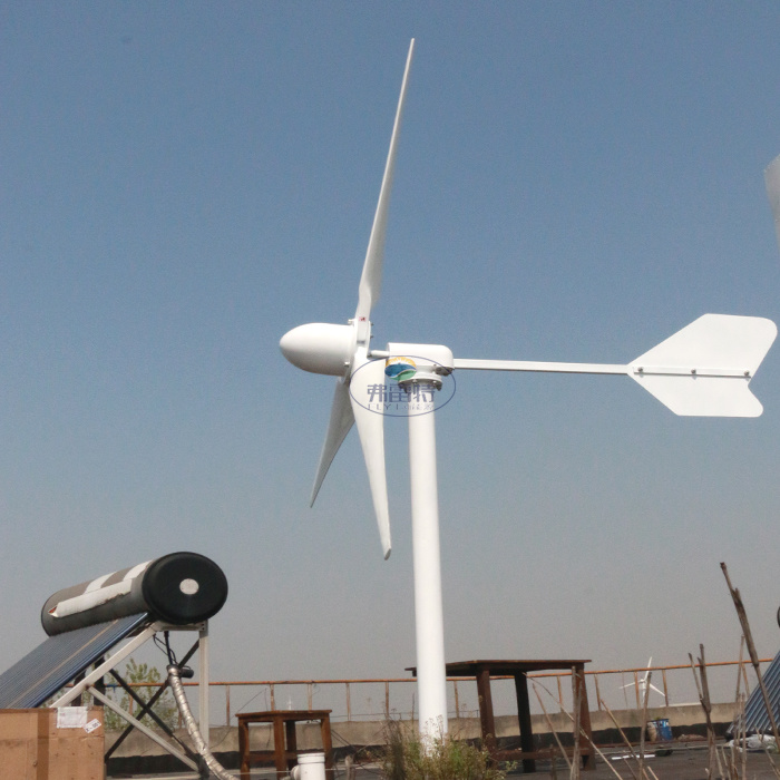 3000W 96V/120V/220V Wind Turbine Generator for Home Use pictures & photos