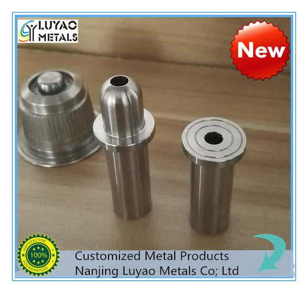 Precision Customed CNC Machining Aluminum/Stainless Steel/Carbon Steel/Iron Machining Parts pictures & photos