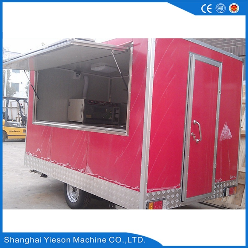 Ice Cream Machine for Mobile Food Truck and Cart