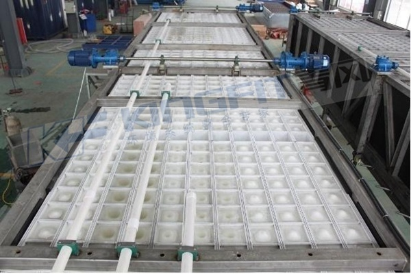 3ton Direct Cooling Ice Block Machine for Drinking Water pictures & photos