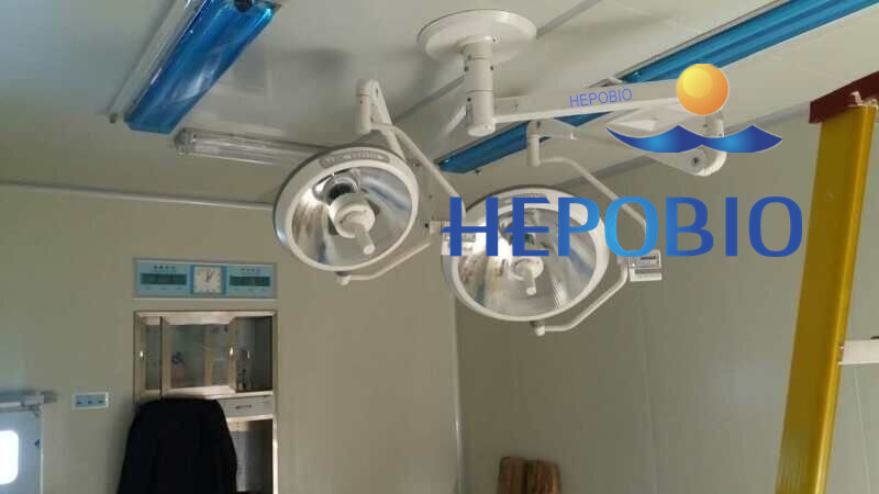 Ce Certificated Famous Brand Hot Sell Overall Reflection Shadowless Surgical Operation Light/Lamp pictures & photos