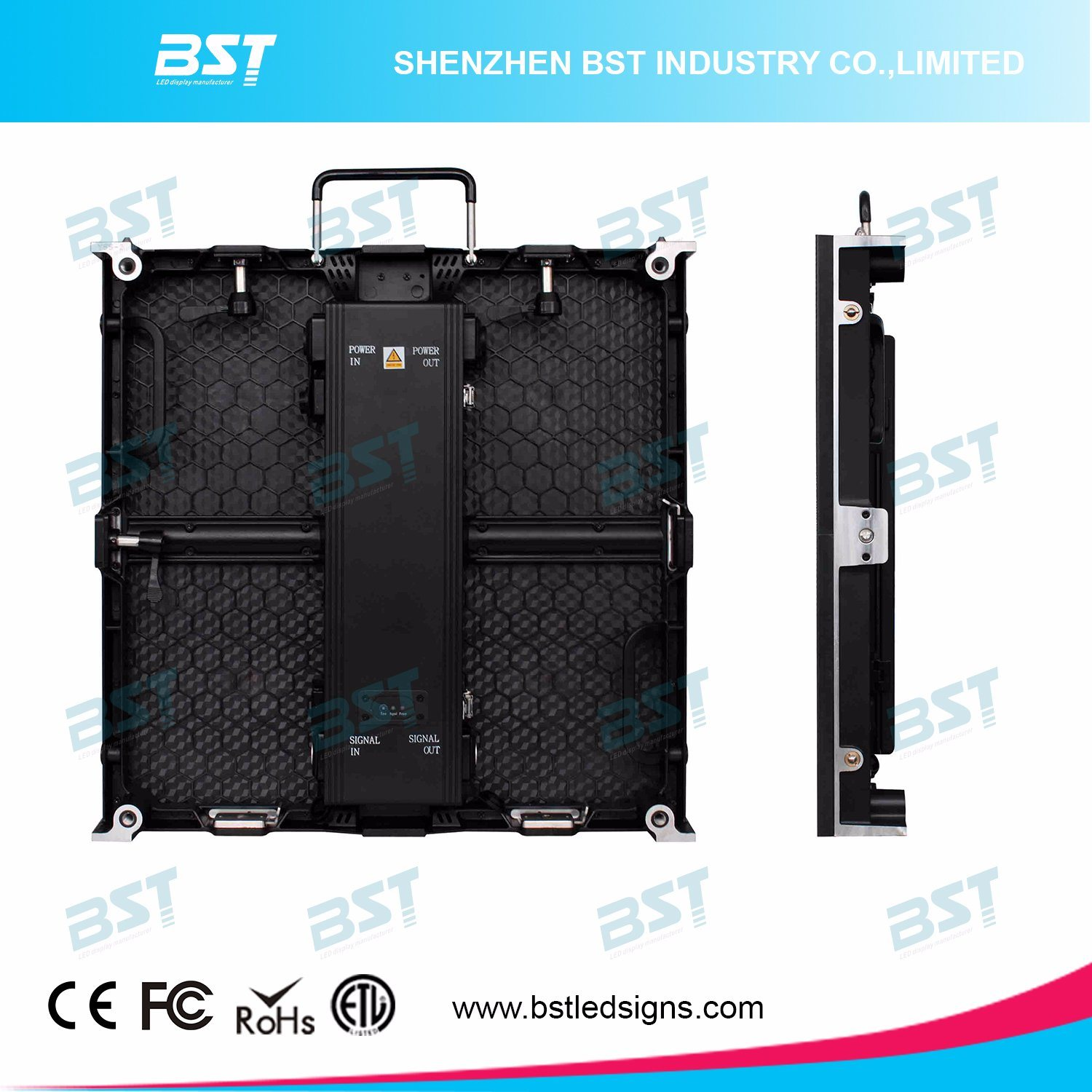 [Hot Item] 500*500mm P6 25 Outdoor Rental LED Display Screen for Stage,  Concerts, Expo Events