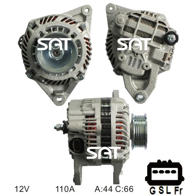 is pajero itm image s alternator ns np petrol loading mitsubishi