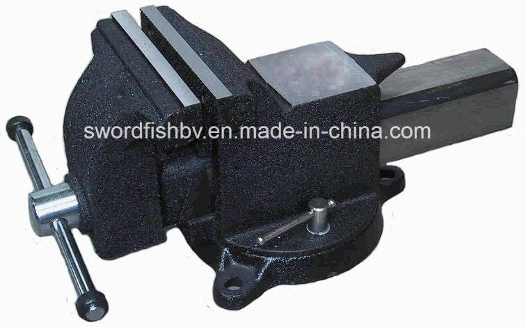 Machine Tools Accessories Casting Steel Bench Vice
