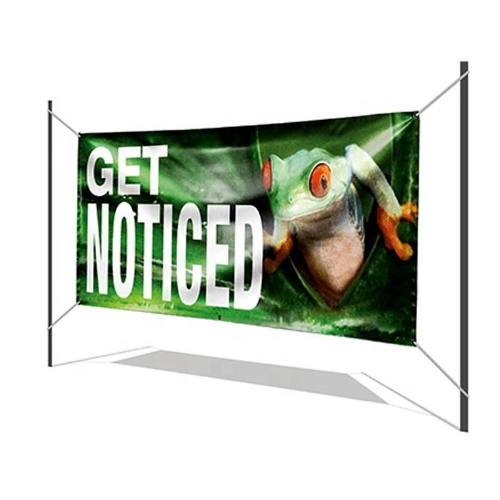 Hot Selling High Quality Outdoor Advertising Hanging Waterproof Custom Vinyl Banner pictures & photos