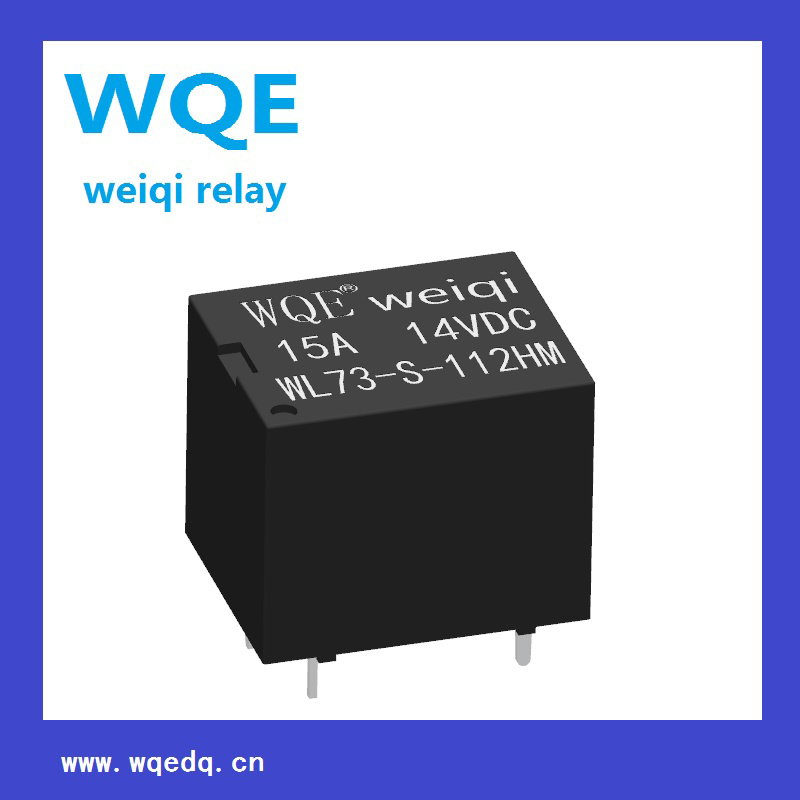 (WL73) PCB Relay Automotive Relay 15A 14V Suit for Automation System, Auto Parts (WL73)