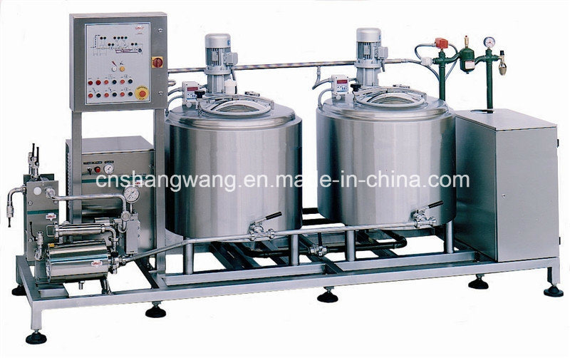 High Quality Ice Cream Processing Line pictures & photos