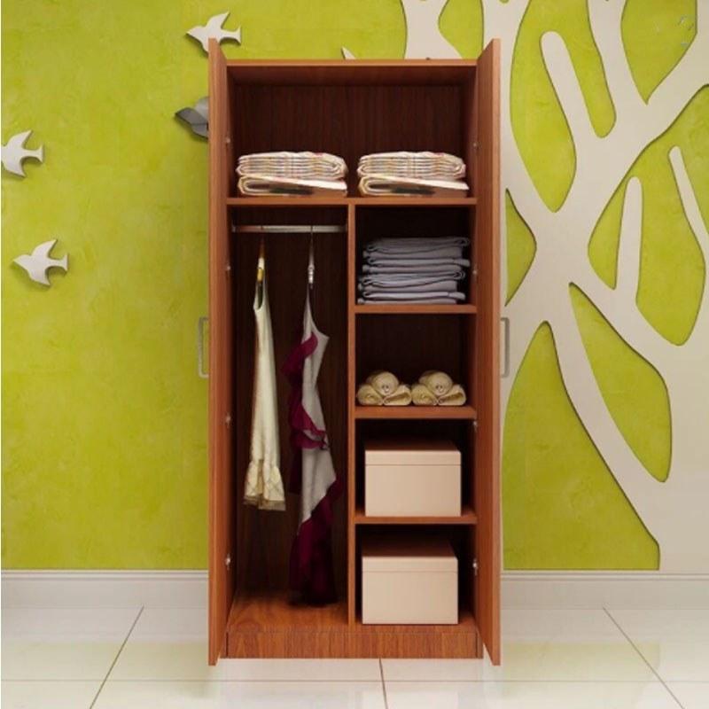 Hot Item Latest Style Teak Wood Bedroom Wooden Wardrobe Door Designs