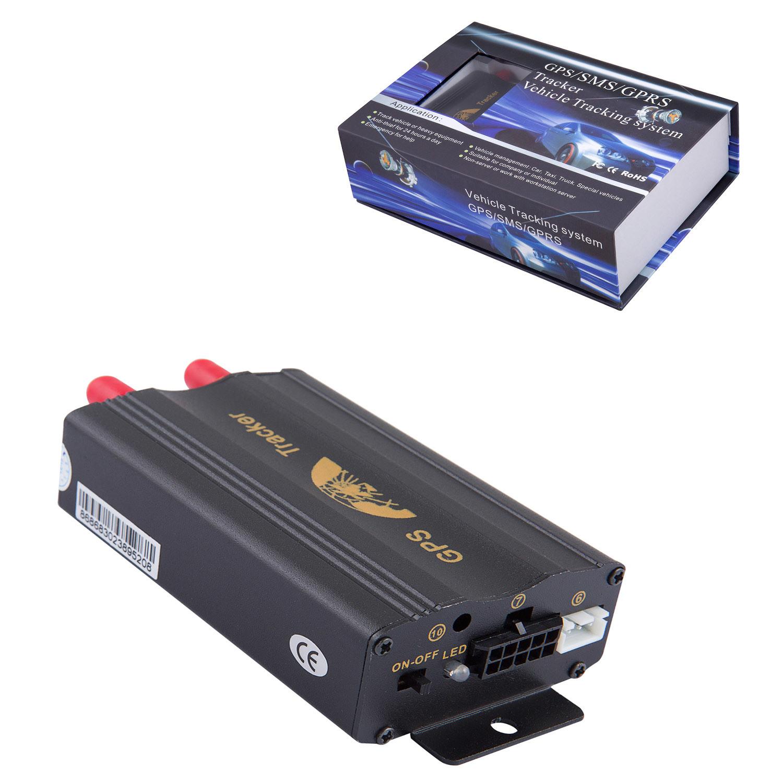 Coban Tk103 Car GPS Tracker Engine Cuting Built-in Battery GPS Tracker with  Alarm Siren