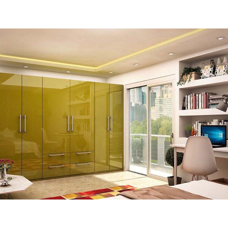 [Hot Item] Large Storage Eco-Friendly Closet Wardrobe Cabinet Sliding Door  Children Bedroom Wardrobe