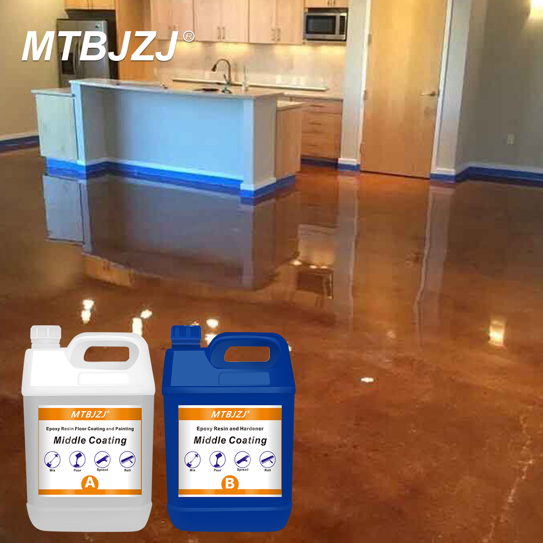 [Hot Item] Wholesale DIY Epoxy Resin for Floor