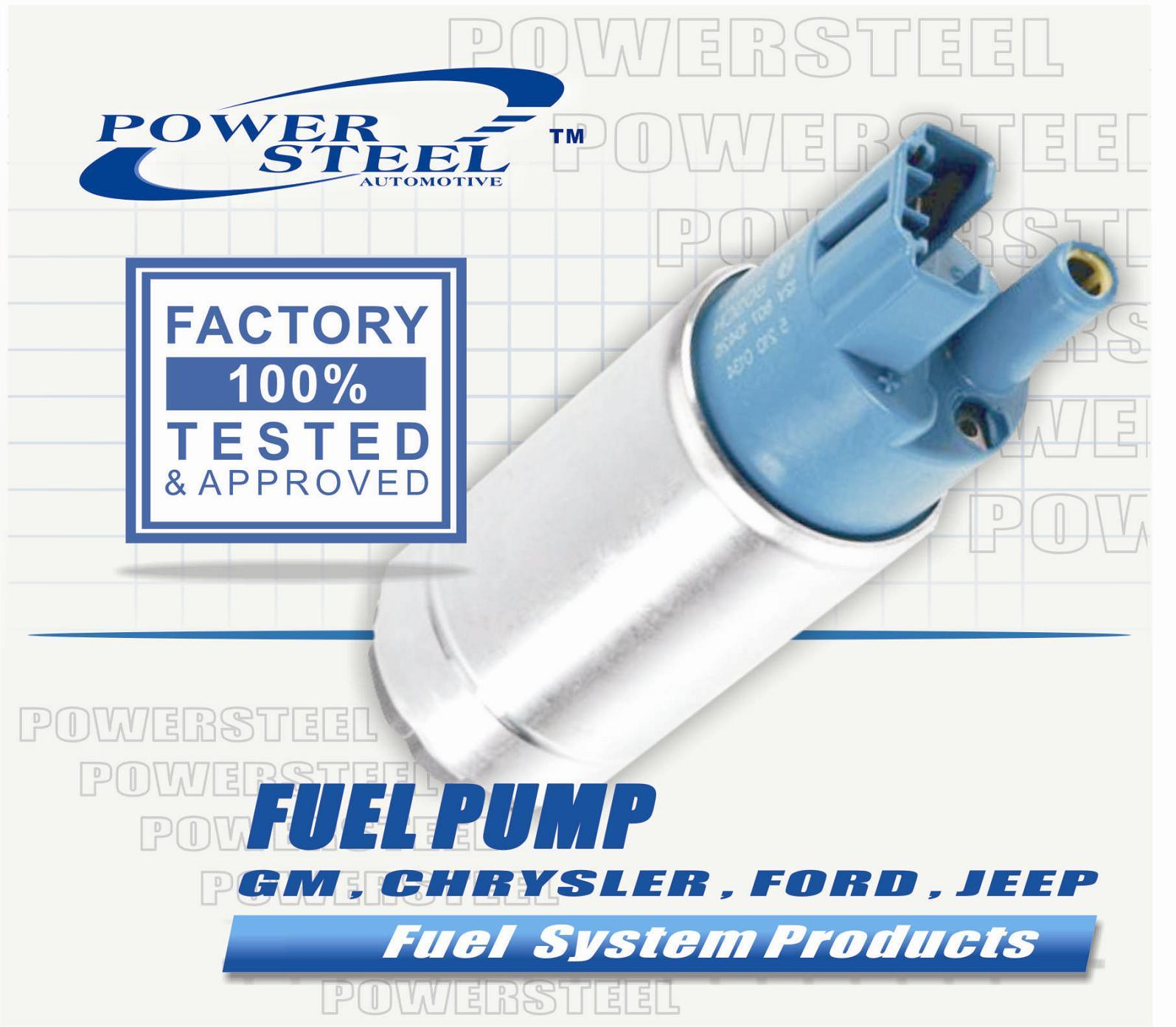 List Of American Cars >> Hot Item Fuel Pump For Completely American Car List