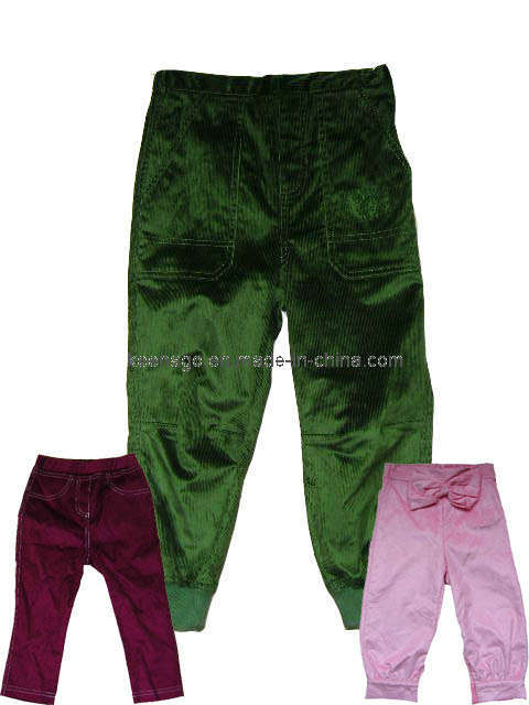 Toddle Corduroy Pants