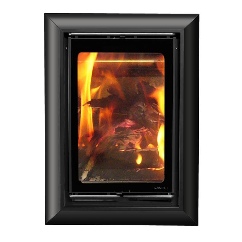 Cast Iron Wood Stove Insert Modern, Cast Iron Wood Burning Stove Fireplace