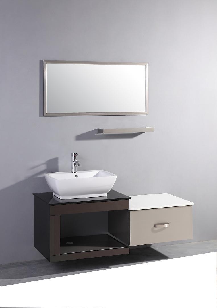 China Stainless Steel Bathroom Vanity/Modern Stainless Steel ...