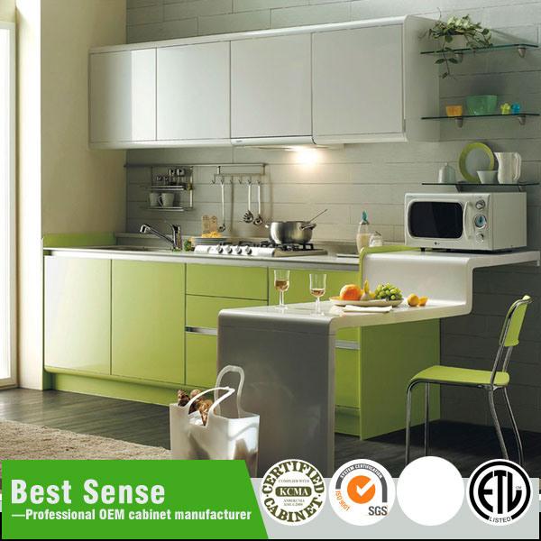 [Hot Item] Modern Furniture Type European Style Kitchen Cabinet Kitchen  Furniture