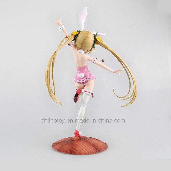 china kawaii bunny girl decoration anime figure photos pictures