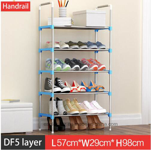 Shoe Cabinet Shoes Racks Storage Large Capacity Home Furniture Diy Simple Portable Rack Fs 04d