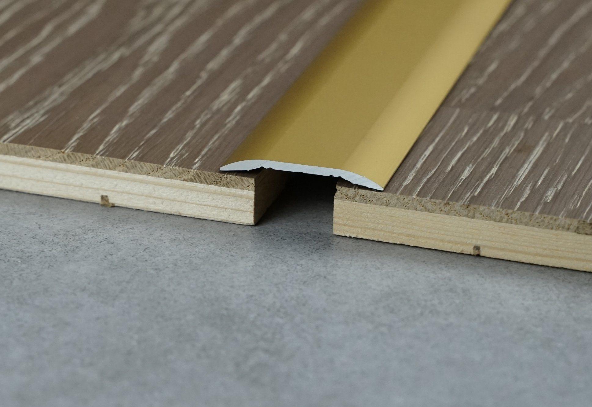 Z Bar Carpet Aluminum Laminate Floor