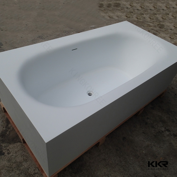 China Wholesale European Rectangular Marble Hot Soaking Tubs ...