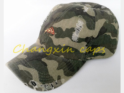 Custom Camo Mesh Trucker Hat Cross Country Sport A Embroidery Cotton One Size