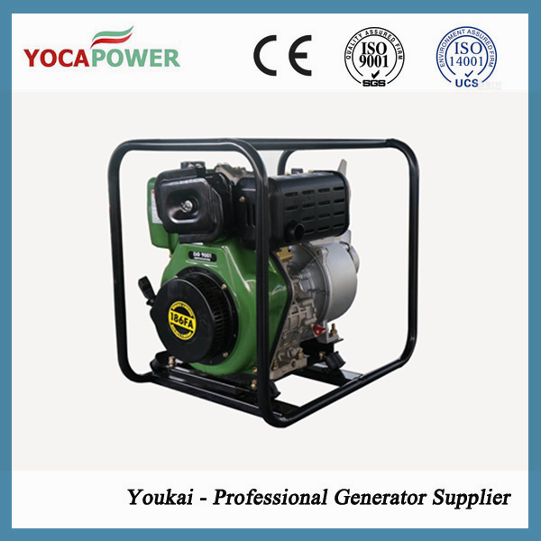 4 Inch Portable Diesel Engine Water Pump pictures & photos