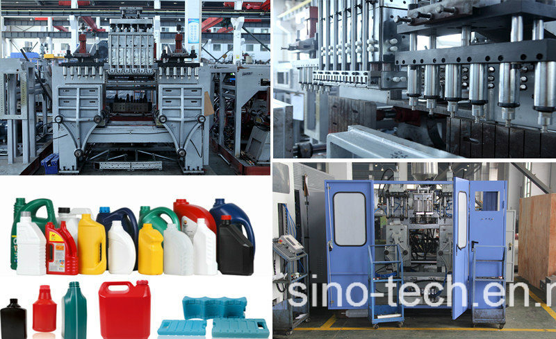 Plastic Ball Blow Moulding Machine