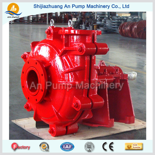 [Hot Item] Centrifugal Horizontal Slurry Pump for Sale