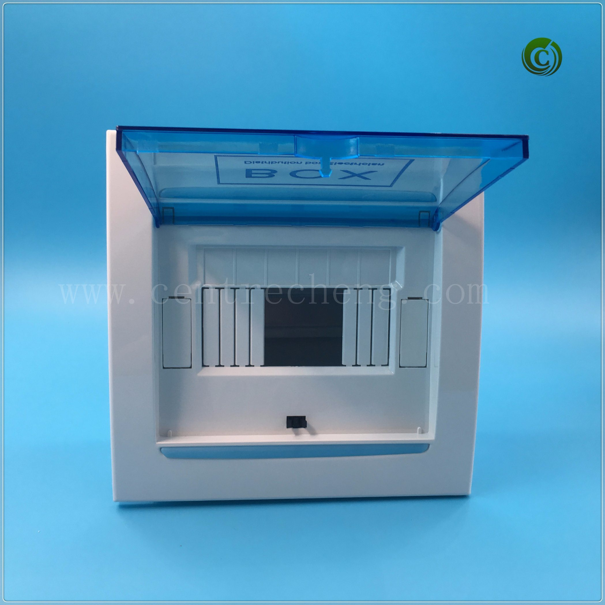 China IP Home MCB Fuse Box 4-6 Way Electric Distribution Board ...