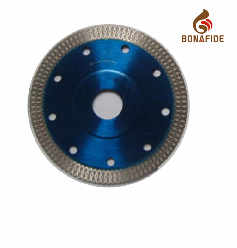 China Diamond Saw Blade For Angle Grinder Dry Cutting For Ceramic