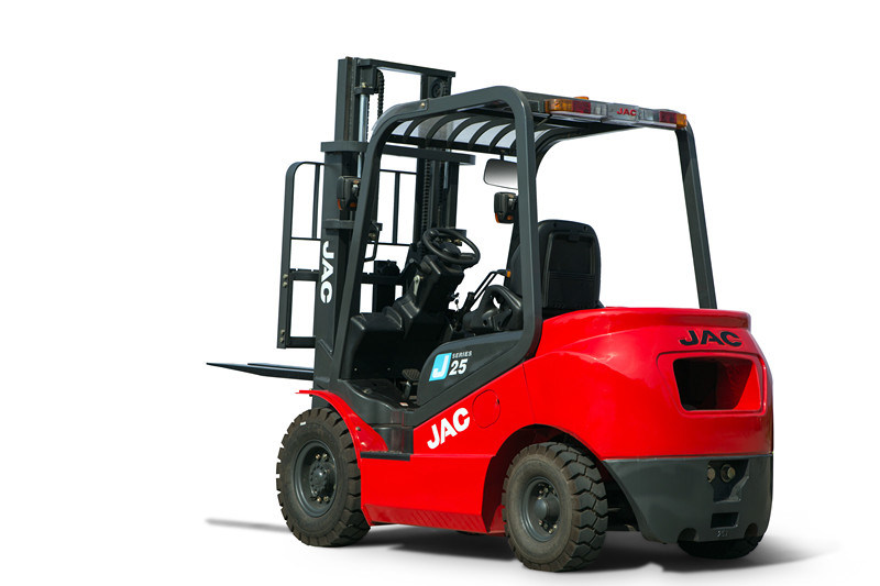 Diesel Forklifttruck (CPCD30) / JAC Auto Forklift with Isuzu Engine pictures & photos