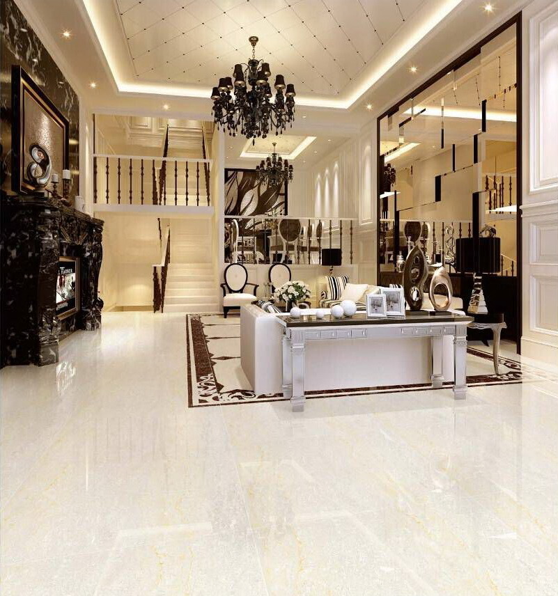 Porcelain Polished Ceramic Floor Tiles (AJEC1032 AJEC832 AJEC632) pictures & photos
