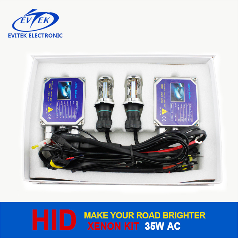 2016 Wholesale Tn-3001 AC 35W 12V Normal Ballast Kit Xenon HID Headlight High Quality Twice Testing Before Shipment 18 Months′ Warranty