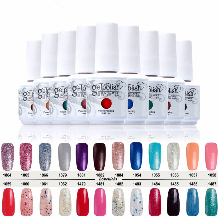 China Wholesale Online Newest Nail Art Design Colorful LED UV Gel ...