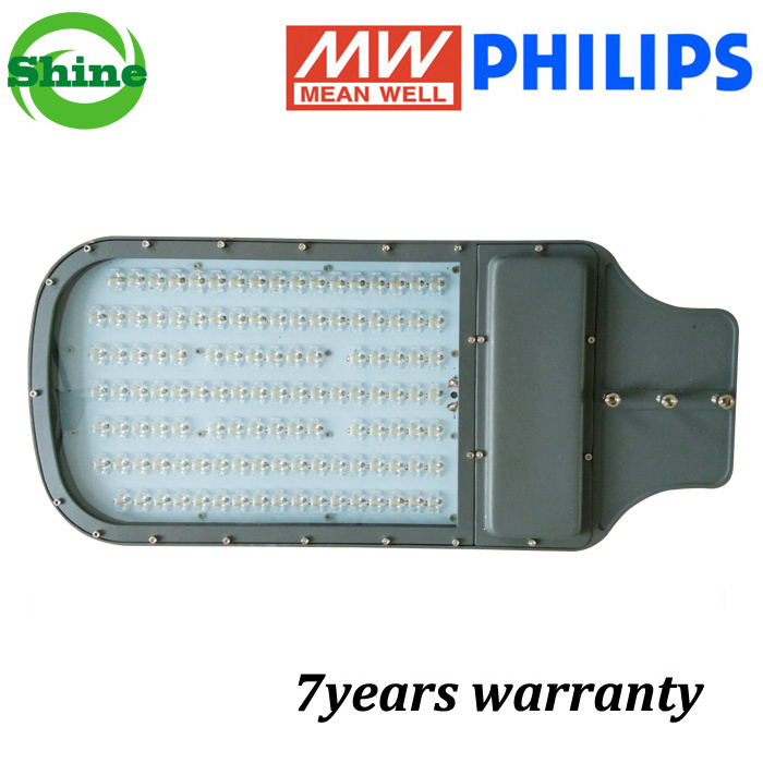 7years Warranty 110lm/W High Power LED Street Light