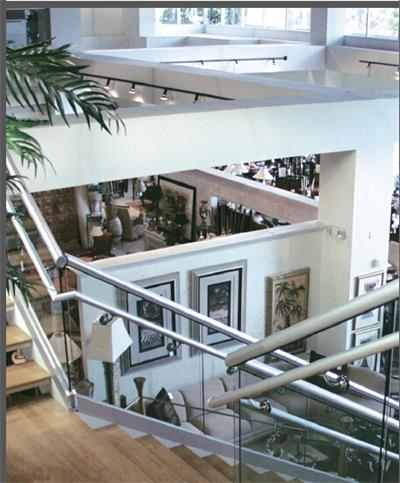 Aluminum Glass Railing System pictures & photos