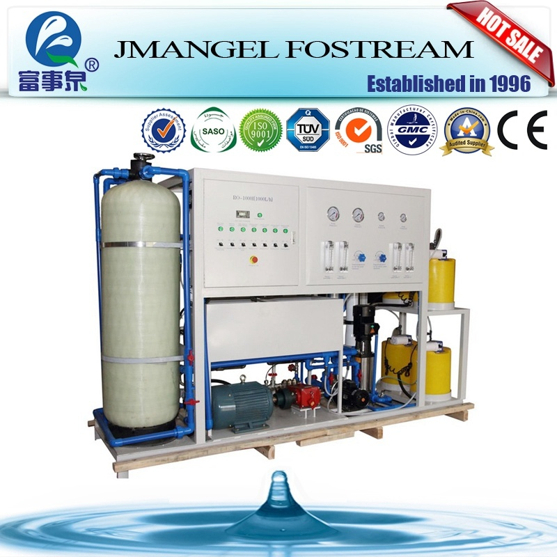 [Hot Item] Factory Directly Reverse Osmosis Sea Water Desalination Equipment