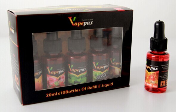 Hot-Selling Electric Cigarette E Juice E Liquid for E Cig with Excellent Pack