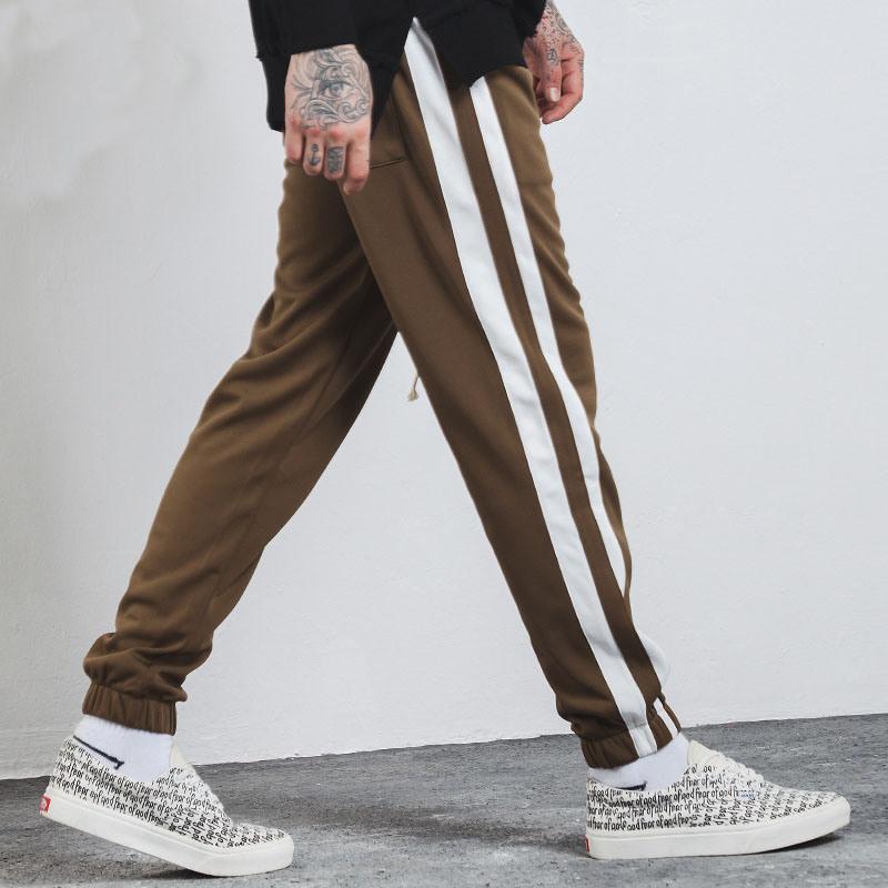 [Hot Item] Custom Wholesale Sport Casual Cotton Trousers Latest Style Mens  Khaki Pants