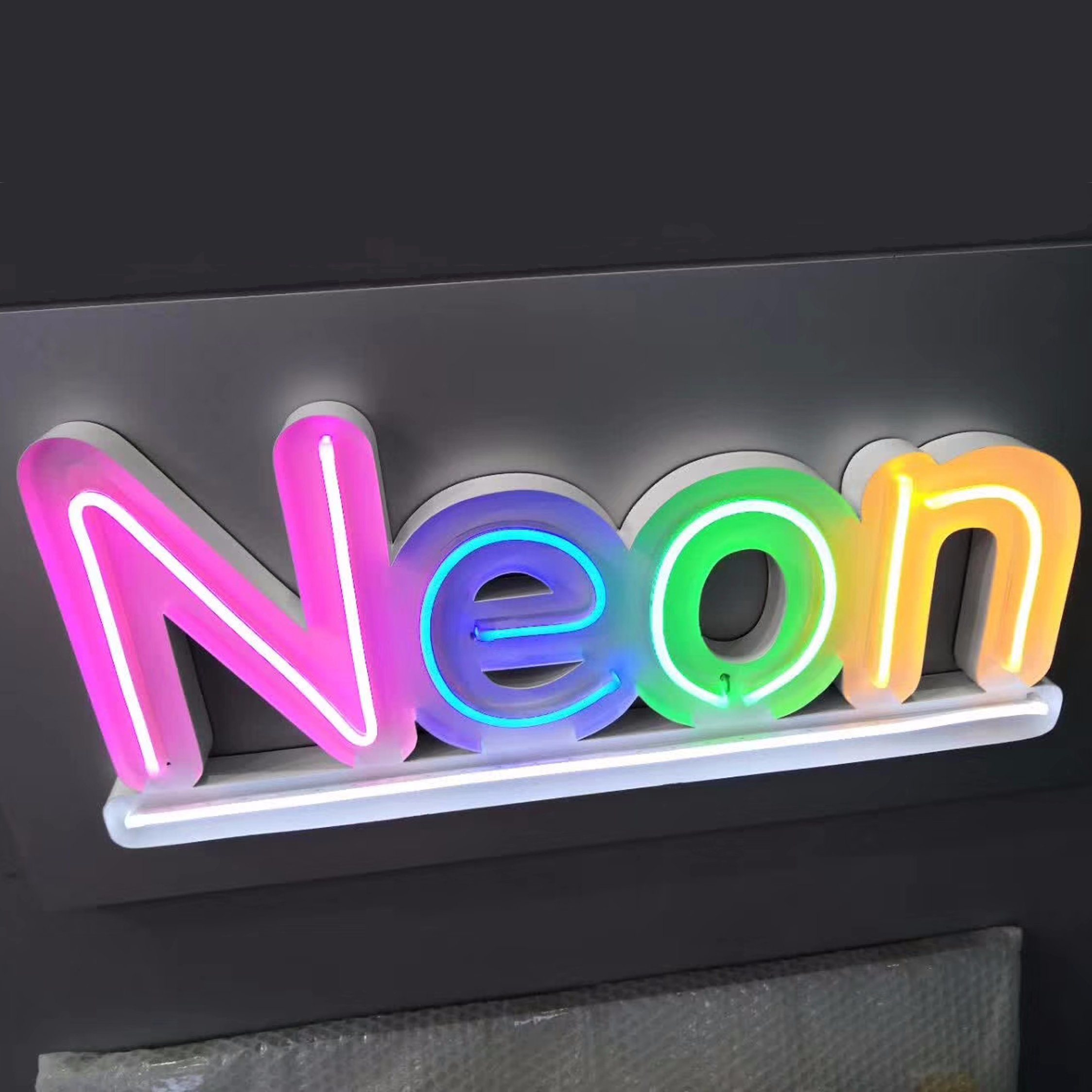 China PVC Neon Light Strips LED for Signs Photos & Pictures