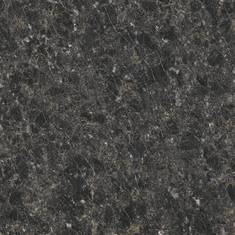 China Black Granite Sparkle Matte Finish Floor Ceramic Tiles