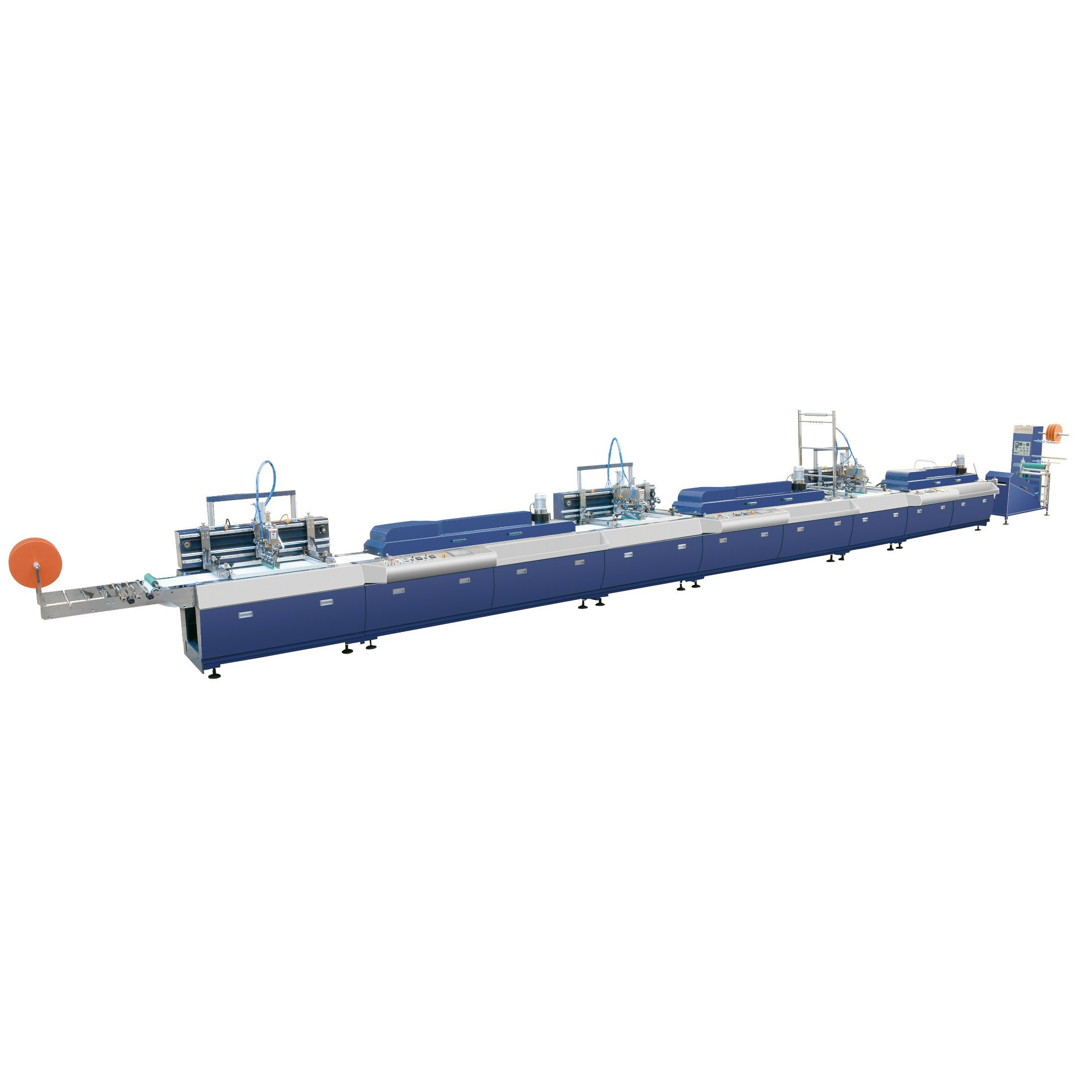 China Jd-3003 Roll to Roll Label Ribbons Silk Screen Printing Machine with  Ce - China Screen Printing Machine, Screen Printing Machinery