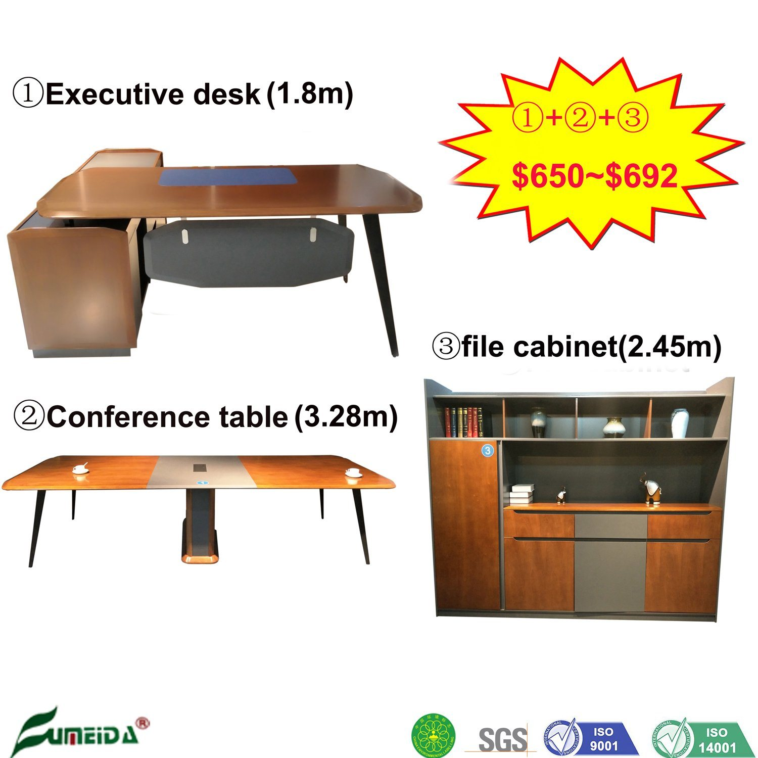 China Promotional Modern Classic Furniture Set Conference Tables And Executive Office Desks China Modern Classic Furniture Promotional Furniture Set