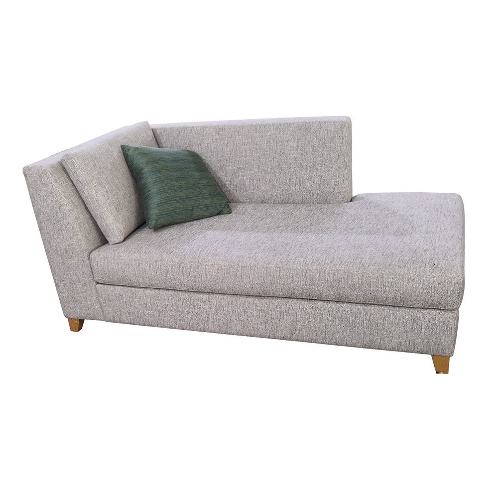 [Hot Item] Nordic Style Simple Design Hotel Furniture Living Room Sofa  Chair Long TV Leisure Relaxing Sofa