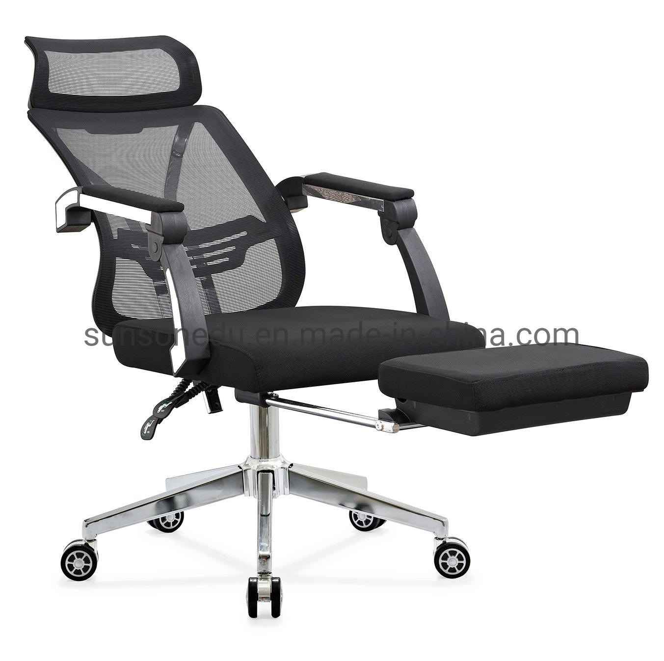 Hot Item Modern Cheap Ergonomic Lift Executive Mesh Office Chair With Wheels
