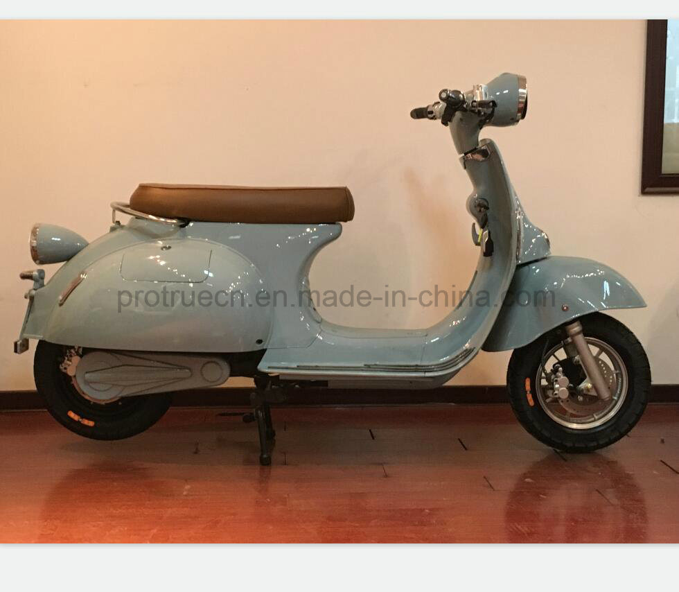 1000W Vespa Electric Scooter Bicycle pictures & photos