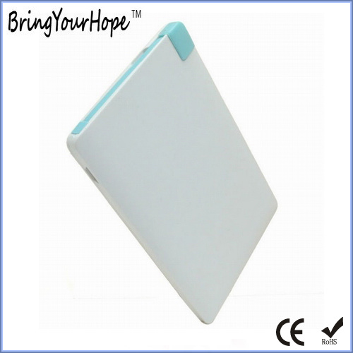 2500mAh Credit Card Slim Power Bank (XH-PB-045)