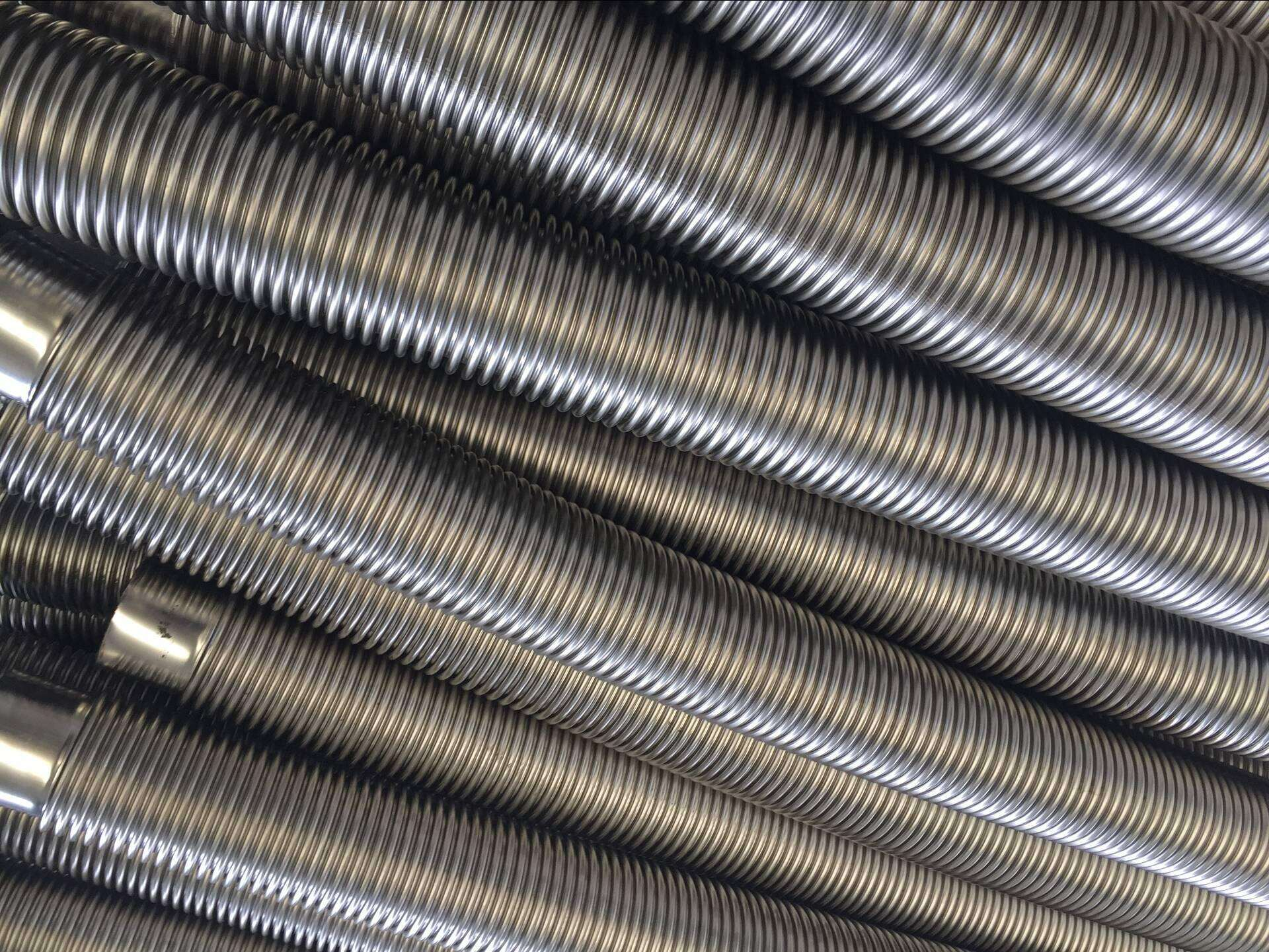 Bendable Corrugated Flexible Metal Tubing pictures & photos