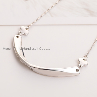 China Tie Of Love Simple Pendant Short Necklace Fashion Necklace