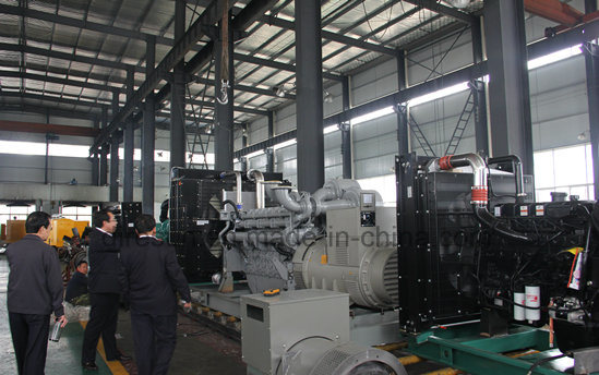 Professional Manufacturer Diesel Generator with Cummins Engine